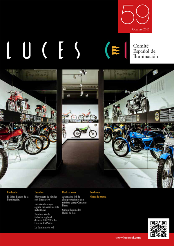 Revista Luces Cei 59